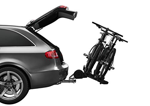 Thule T2 Pro XT hitch rack for eBikes