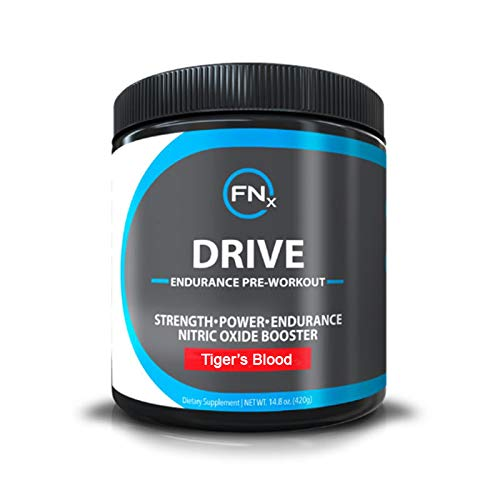 Fenix Nutrition Drive - Pre-Workout…