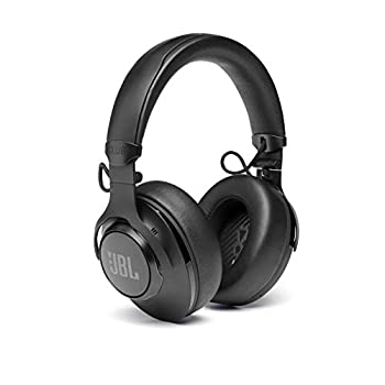 JBL CLUB 950, Premium Wireless Over-Ear Headphones with Hi-Res Sound Quality and Adaptive Noise Cancellation, Black