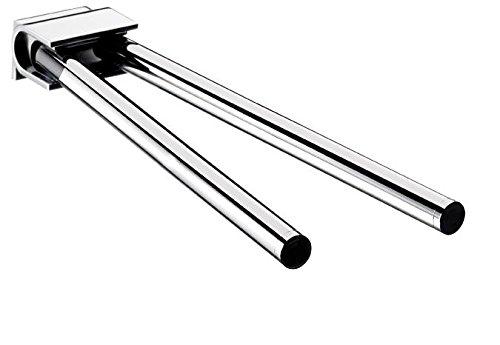 Emco 355000135 Handtuchhalter System 02, 346 mm, Chrom