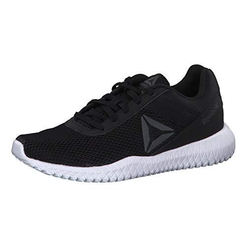 Reebok Damen Flexagon Energy Tr Multisport Indoor Schuhe, Mehrfarbig (Black/True Grey/White 000), 38 1/3 EU