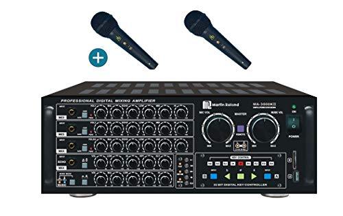 Roland Martin MA-3000KII 750W Karaoke System