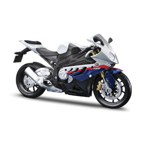 Tobar 1:12 Scale MC BMW S1000Rr - Kit de Bicicleta de fundición