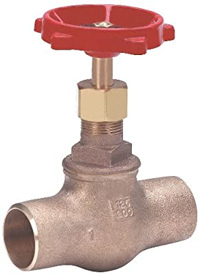 Globe Valve, Class 125, 3/4 In., Bronze from MILWAUKEE VALVE