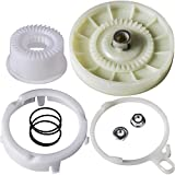 Ultra Durable W10721967 Splutch Cam Kit Replacement Part by Blue Stars - Exact Fit for Whirlpool & Kenmore Washers - Replaces AP5951296 W10006356 W10315818 PS10057144 W10006352 W10006382 W10326374