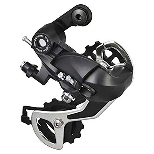 Jorzer Bicycle Derailleur,7 Speed Rear Derailleur, Rear Derailleur Mountain Bike Mtb Bicycle Derailleur Transmission Accessories for Outdoor Cycling