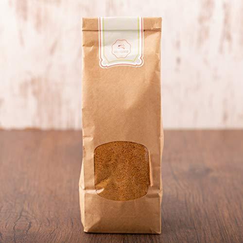 süssundclever.de® Kokosblütenzucker Bio | 5 kg | unbehandelt | naturbelassen | 5 x 1 Kilo Vorratspack und in ökologisch-nachhaltiger Bio-Verpackung