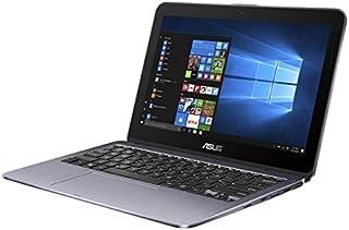 ASUS (エイスース) 11.6型タッチ対応ノートPC VivoBook Flip 12 TP203NA スターグレー TP203NA-GREY [Win10 Home・Celeron・メモリ4GB・eMMC64GB]