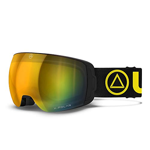 The Indian Face Snowdrift Black/Yellow