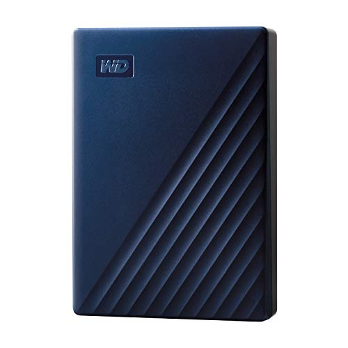 WD Mac用ポータブルHDD 4TB USB3.0 タイムマシン対応 My Passport for Mac 暗号化 パスワード保護 / 3年保...
