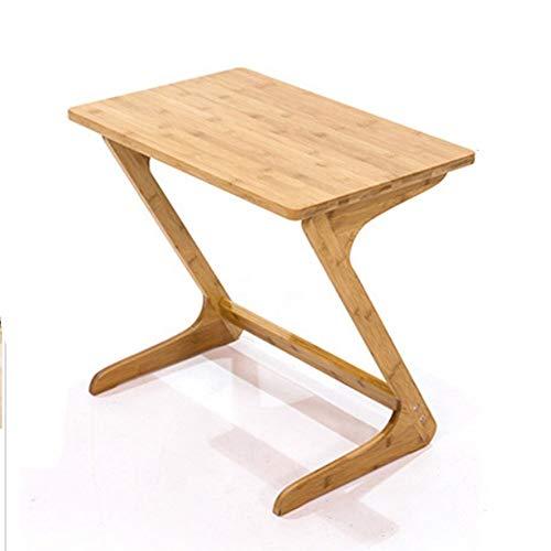 QQXX Computertafel, woonkamer, computertafel, thuis, houten sofa, tafel, nachtkastje, tuin, salontafel, student, bureau, ontbijttafel, tafel (grootte: 553560cm) 55 * 35 * 60cm n3 N3.