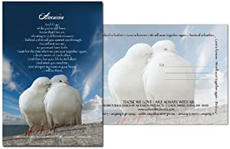 Love Birds Ascension Poem Postcards By Colleen Hitchcock