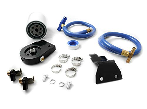 Rudy's Coolant Filtration Filter Kit Compatible with 2003-2007 Ford 6.0 Powerstroke Diesel