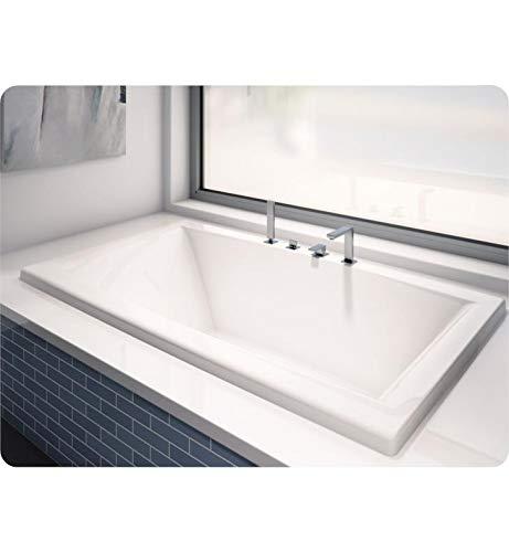 NEPTUNE JADE bathtub 42x72, Whirlpool/Mass-Air, Biscuit, High Gloss Acrylic