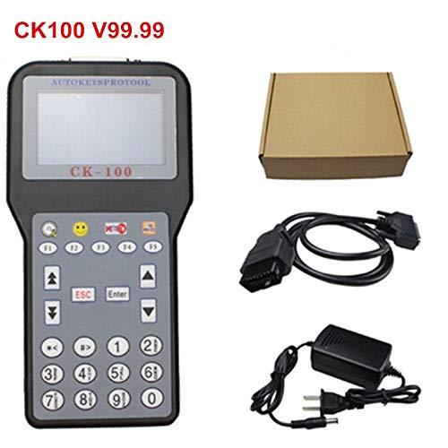 Generic V99.99 CK100 Key Programmer CK 100 Car Key Maker CK-100 Auto Transponder Add Pin Code Service More Vehicles Than SBB LR10