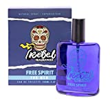 Rebel Fragrances Rebel Free Spirit - Eau De Toilette Para Hombre 100Ml 0.2 100 ml