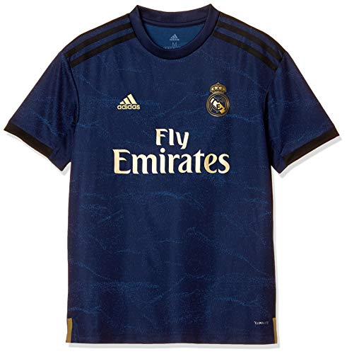adidas Real Madrid Away T-Shirt à Manches Courtes Unisexe po