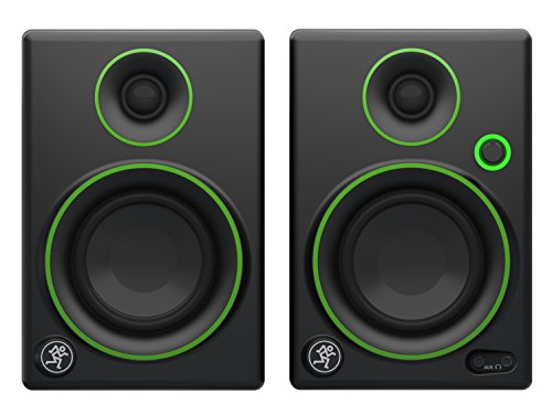 2. Mackie Studio Monitor CR3 (Pair)