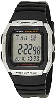 Casio Collection Women's Watch W-96H-1AVES (B000LCSM3E) | Amazon price tracker / tracking, Amazon price history charts, Amazon price watches, Amazon price drop alerts