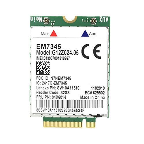 Kbsin212 EM7345 LTE 4G Módulo FRU: 04X6014 T450 X250 X240 T440L440