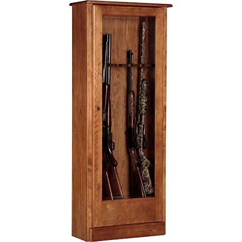 American Furniture Classics Ten Gun Cabinet 724-10 724-10, 10 Gun Cabinet