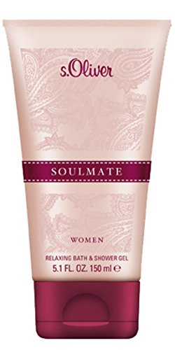 S.Oliver Soulmate Woman femme/woman, Duschgel, 1er Pack (1 x 150 g)