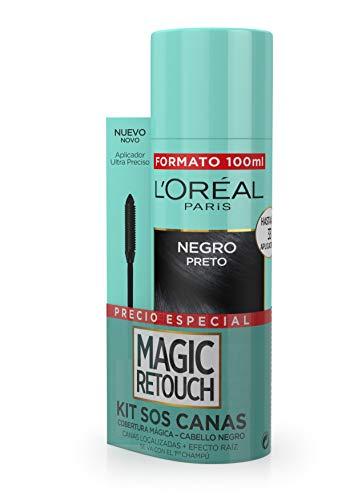 L'Oreal Paris Magic Retouch Kit Sos Negro 76 g