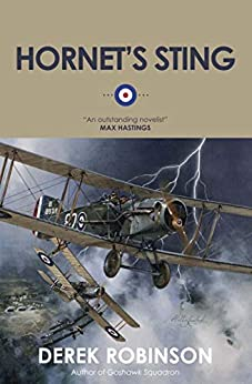 Hornet's Sting by [Derek Robinson]