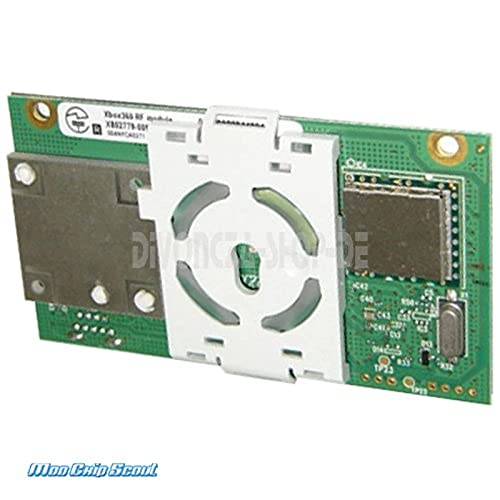 Xbox 360 RF Modul inkl. Plastikabdeckung Power Platine Einschalter Tech-Play-Shop