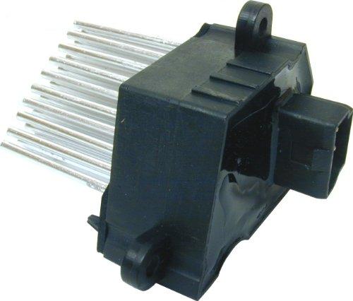 URO Parts 64116923204 Blower Motor, Resistor Pack w/ATC