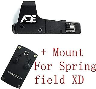 Best springfield xd reflex sight Reviews