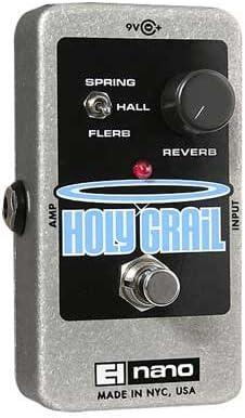 wholesale Electro-Harmonix 2021 Holy outlet online sale Grail Reverb Pedal online sale