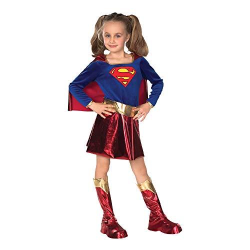 Rubies Déguisement Officiel de Super héros - Supergirl - pour Filles