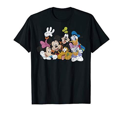 Disney Mickey Classic Characters T-Shirt
