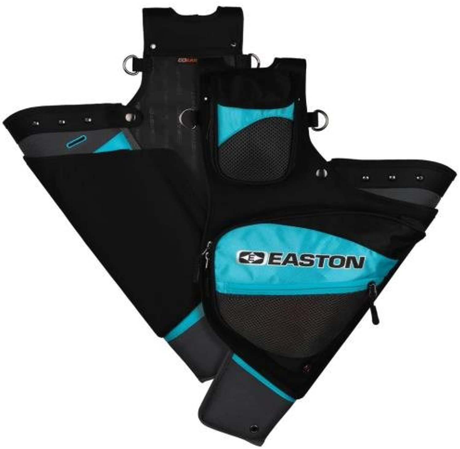 Easton Unisex-Adult Easton Deluxe Hip Quiver Teal RH 826874, Teal