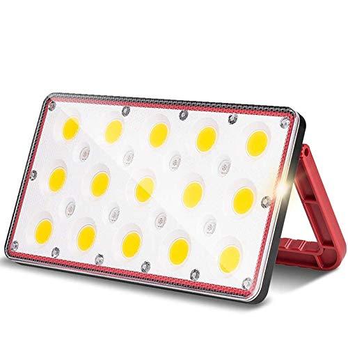 Winzwon Campinglampe LED Baustrahler LED Arbeitsleuchte, 1000LM LED Inspektionsleuchten für Garten, Auto Reparatur, Werkstatt, Camping, Notbeleuchtung