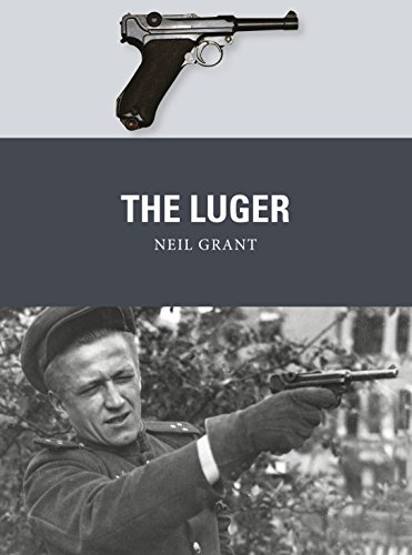 The Luger (Weapon Book 64) (English Edition)