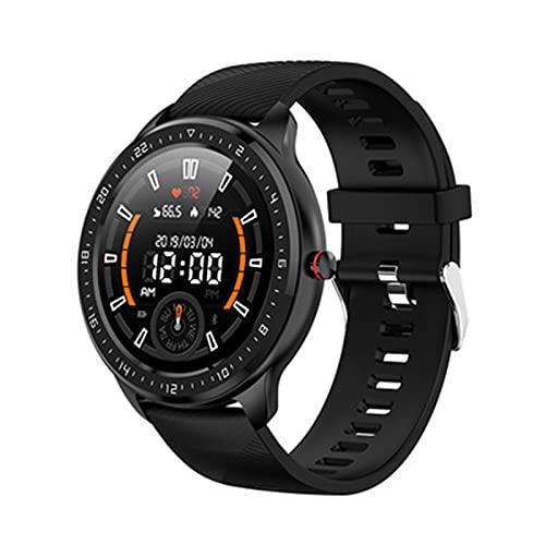 Smart Watch Men Mujeres IP68 Impermeable Bluetooth Sueño Monitor de Sueño Fitness Rastro Heart Rastreador SmartWatch Android iOS,D