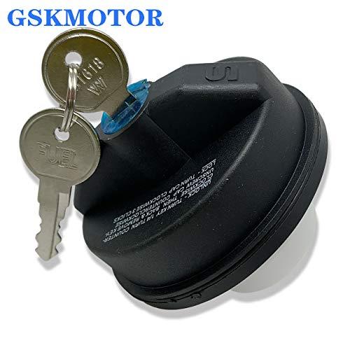 GSKMOTOR Locking Fuel/Gas Cap/Keys 10504...