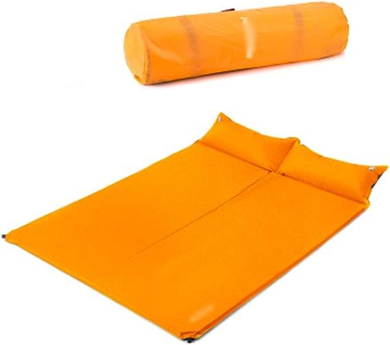 WGXY Tapis de lit de Camping en Plein air avec Matelas Gonflable Matelas Gonflable Matelas de Camping en Plein air, 4