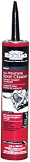 Gardner-Gibson 2172 10-Ounce Wet Patch Roof Cement Cartridge