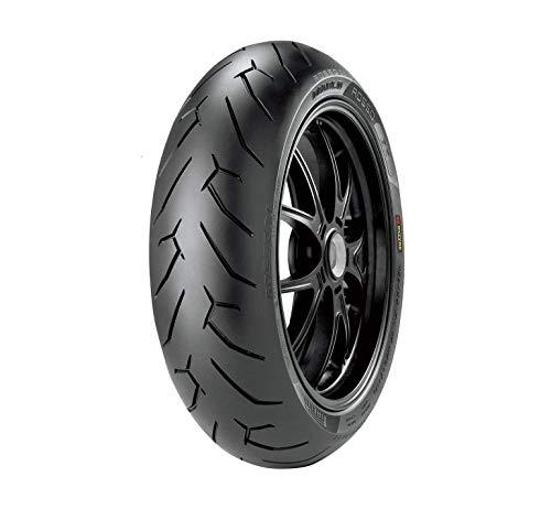 Neumáticos Tapicería Diablo Rojo II 140/70R 17m/c 66H Tl trasera Supersport gomas Moto y Scooter