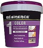 Resinence 0,25 Liter Kunstharzlack Epoxidharz Leinen für Innen für ca 2,5m²