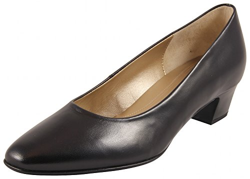 Gabor Damen Basic Pumps, Schwarz (Schwarz), 44 EU (9.5 UK)