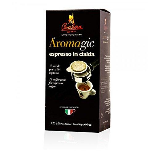 Vainas de Café ESE Espresso Italiano   Tostado según la Tradición Napolitana   18 x 44 mm