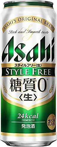 【糖質ゼロ】【発泡酒】アサヒスタイルフリー [ ビール 500ml×24本 ]