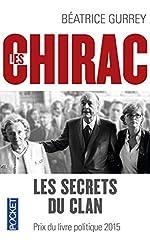 Les Chirac de Béatrice GURREY