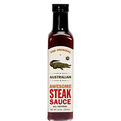 Australian Awesome Steak Sauce 250ml
