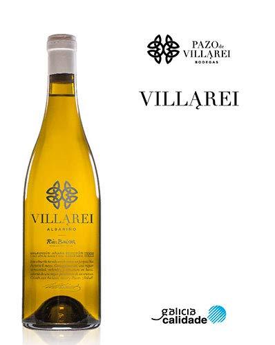 Albariño VILLAREI con 6 meses de crianza 75cl. Envío GRATIS 24h. (6 Botellas)