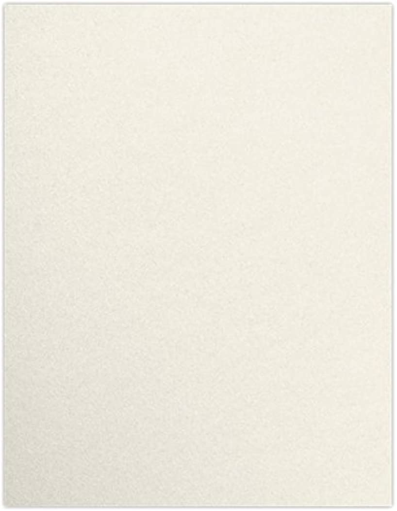 8 1/2 x 11 Cardstock - Quartz Metallic (50 Qty) | Perfect for Printing, Copying, Crafting, various Business needs and so much more! | 81211-C-72-50